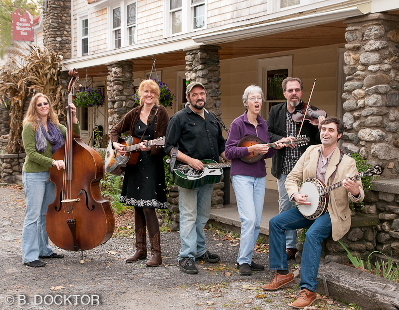 Bash Bish Bluegrass Band at the Taconic Wayside Inn