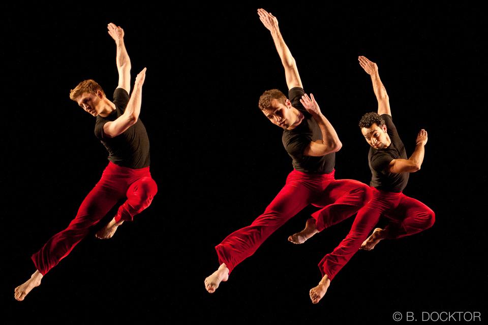 Parsons Dancers by B. Docktor